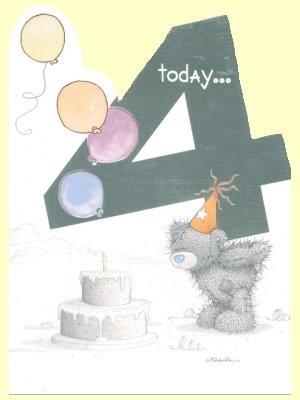 Открытки летием, открытки поздравления 4 месяца малышу