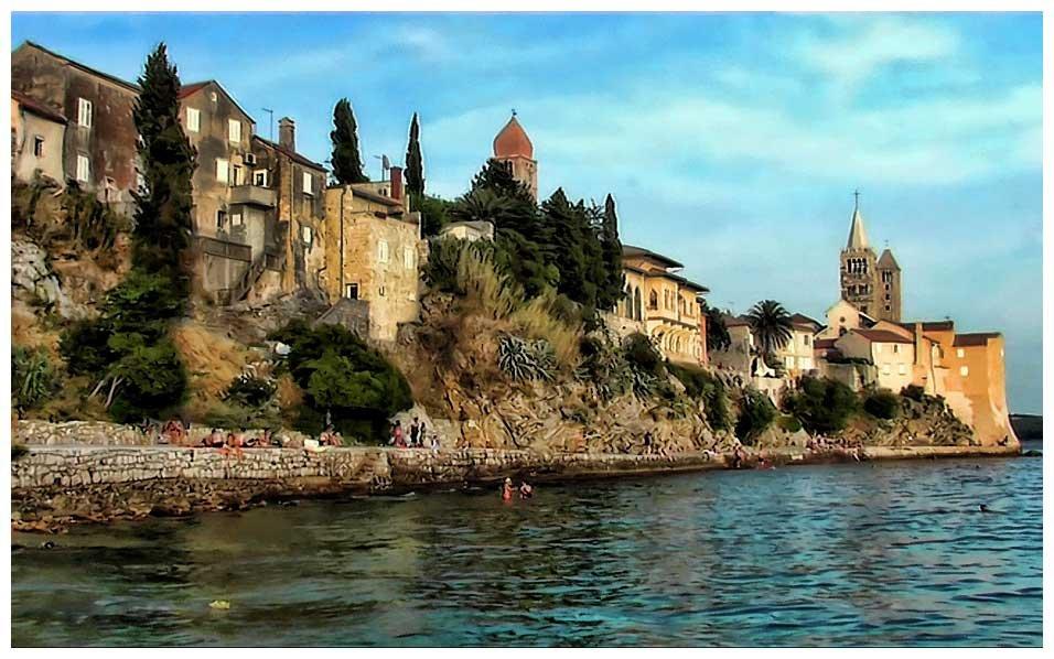 croatia island rab online tourist guide kristofor - 956×598