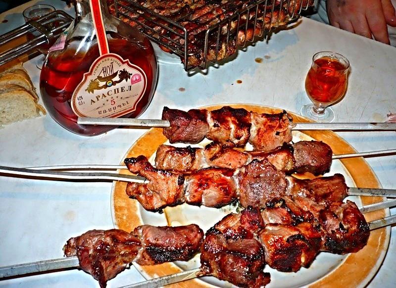 мясо в коньяке картинки курорте